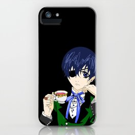 Ciel Phantomhive iPhone Case