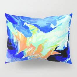 Chartered Oceans Pillow Sham