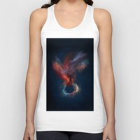 spirit Tank Tops featuring Spirit by jbjart