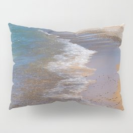 Lake_Michigan Beach, Charlevoix - III Pillow Sham