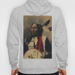 Strikes With Nose, Oglala Sioux Chief 1899 Hoody