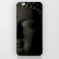 Buddha portrait iPhone & iPod Skin