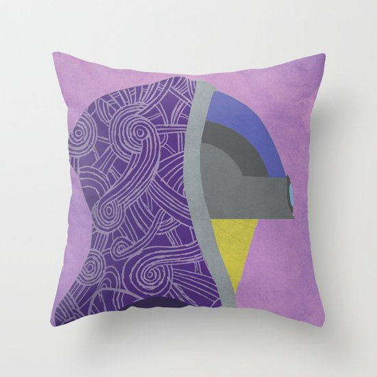 Rannoch - Mass Effect Throw Pillow