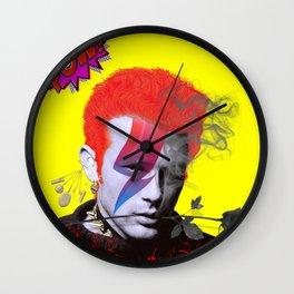 Aladean Zane Pow Wall Clock