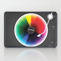 sound iPad Cases featuring Pantune - The Color of Sound by Davies Babies