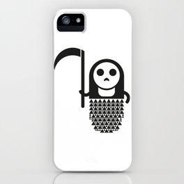 Monztar Death iPhone Case