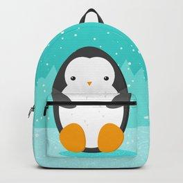 Penguin Backpack