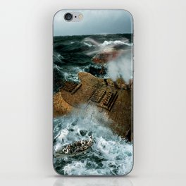 Guitarwreck iPhone Skin