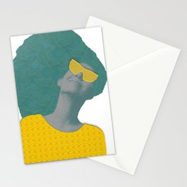 Everything is Golden Stationery Cards
