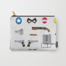 Hero's Stuff - The Comedian Carry-All Pouch