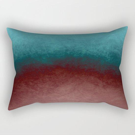 abstract texture Rectangular Pillow