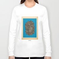 boat Long Sleeve T-shirts featuring - boat - by Magdalla Del Fresto