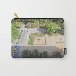 Barcelona Aerial Carry-All Pouch