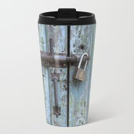 Old Door Travel Mug