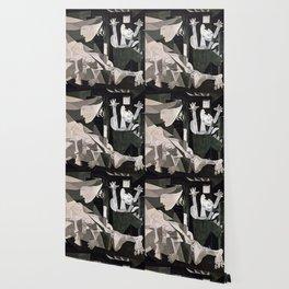 GUERNICA #2 - PABLO PICASSO Wallpaper