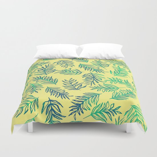 Fresh summer Duvet Cover