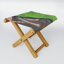 Rustin' piece Folding Stool