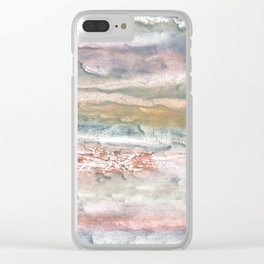 Magic cloud Clear iPhone Case
