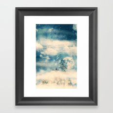 I know a place... Framed Art Print