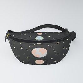 For You - Solar System Illustration Fanny Pack