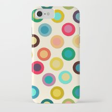 ivory pop spot Slim Case iPhone 7