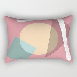 Imperfect Geometries #2 Rectangular Pillow
