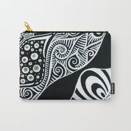 Midnight Weaving Carry-All Pouch