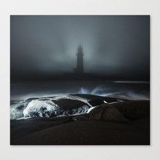 Projecting Light Canvas Print