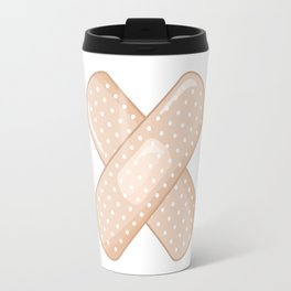 Get Well Bandaid Travel Mug
