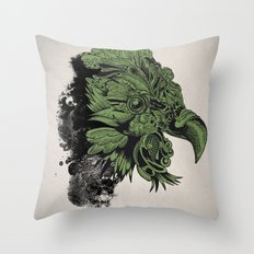 Aigle Throw Pillow