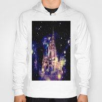 celestial Hoodies featuring Celestial Palace by Whimsy Romance & Fun