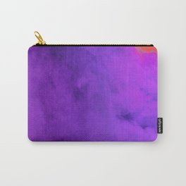 Ultra Violet Smoke Cloud (Color) Carry-All Pouch