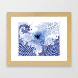 Fractal #3 Framed Art Print