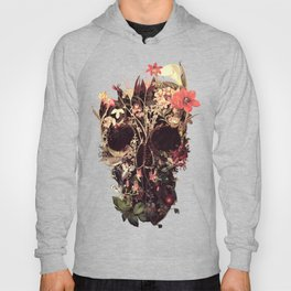 Bloom Skull Hoody