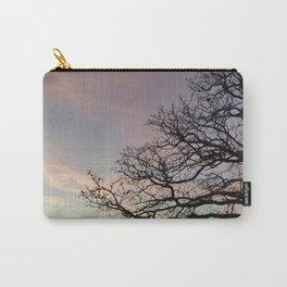 Subtle savanna sunset - Pheasant Branch Conservancy Carry-All Pouch