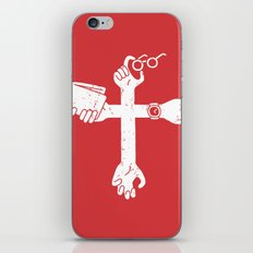 Sign of the Cross iPhone & iPod Skin