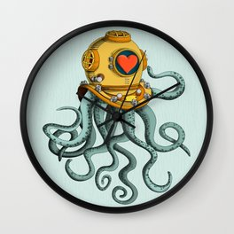 I'm falling in love with you? (right) Wall Clock