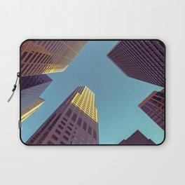 SF high rises Laptop Sleeve