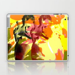 Colorful Abstract Pop Art Laptop & iPad Skin