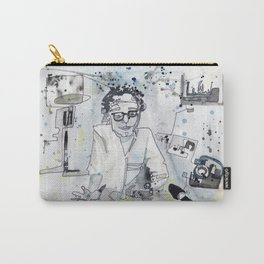 Young Mayor Bernie Carry-All Pouch
