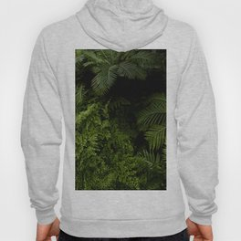 Tropical jungle. Hoody