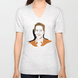Paul Rudd Unisex V-Neck