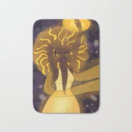 LAUGHING MEDUSA Bath Mat