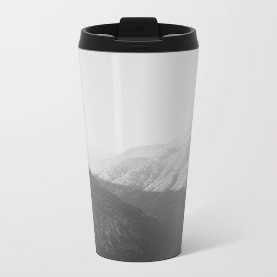 First Light Metal Travel Mug