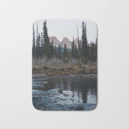 Three Sisters, Canmore Bath Mat