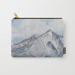 Spring  on Mount Sopris Carry-All Pouch