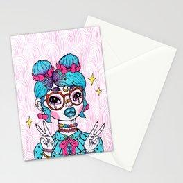 Licorice Lips Stationery Cards