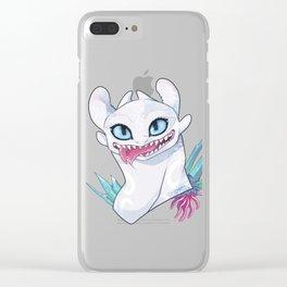 LightFury Clear iPhone Case