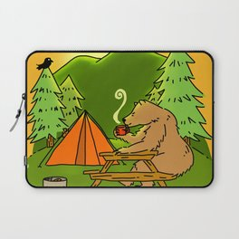 Mountain Air Booty Bear Laptop Sleeve