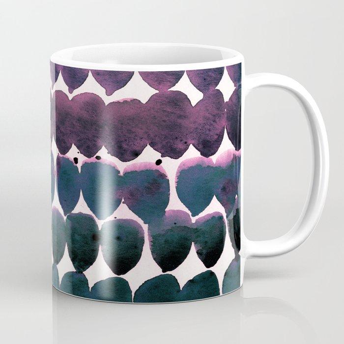 Color Jewels 9-2zb by Kathy Morton Stanion Coffee Mug
